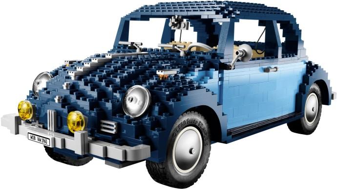 10187 1 volkswagen beetle brickset lego set guide and. Black Bedroom Furniture Sets. Home Design Ideas