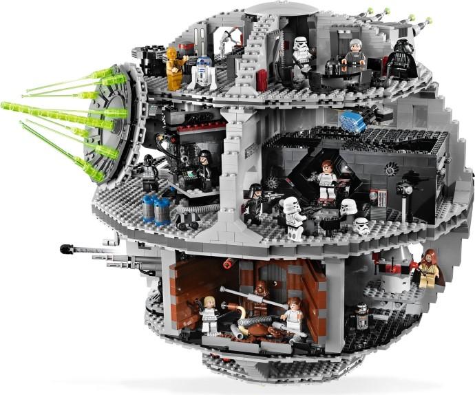 10188 1 Death Star Brickset Lego Set Guide And Database