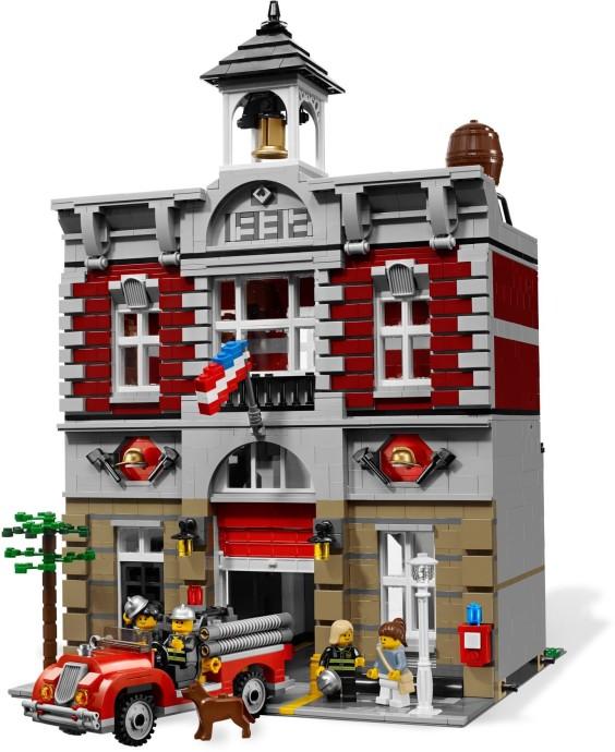 10197 1 fire brigade brickset lego set guide and database. Black Bedroom Furniture Sets. Home Design Ideas
