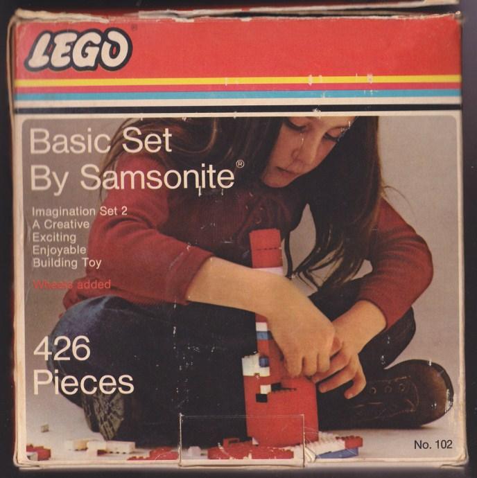 Изображение набора Лего 102 Imagination Basic Set 2