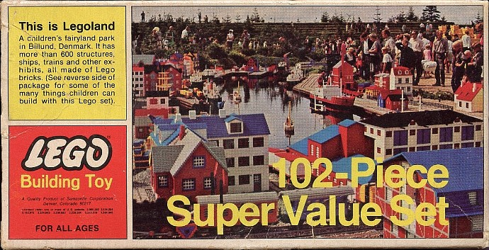 Lego 102 Super Value Set image