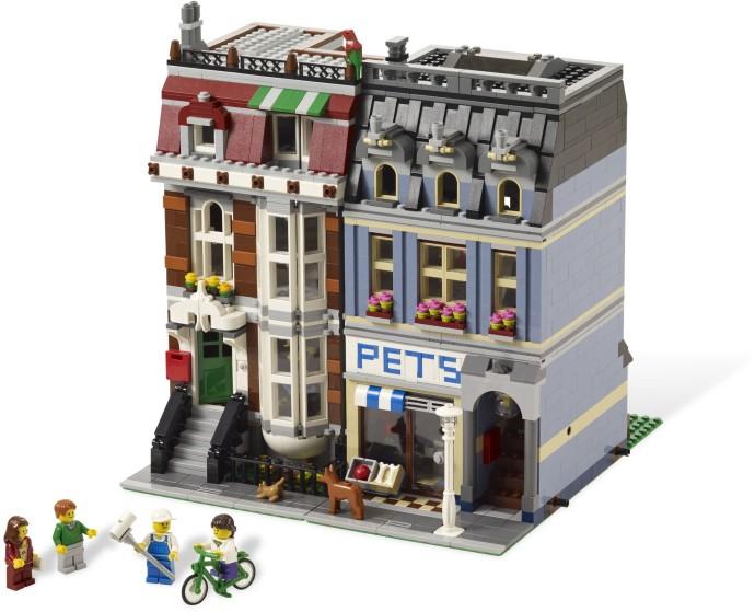 lego friends instructions pet shop