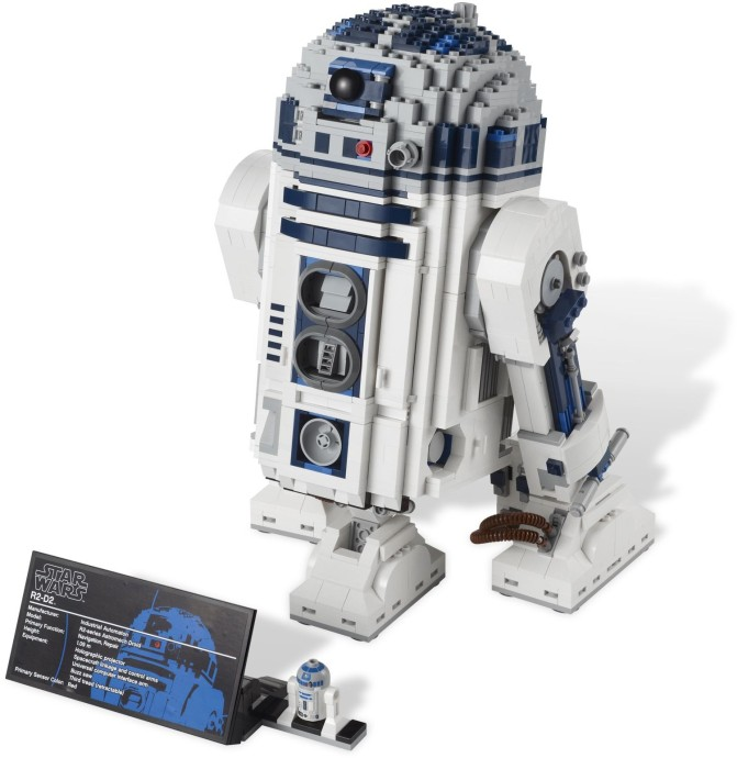 10225 1 R2 D2 Brickset Lego Set Guide And Database