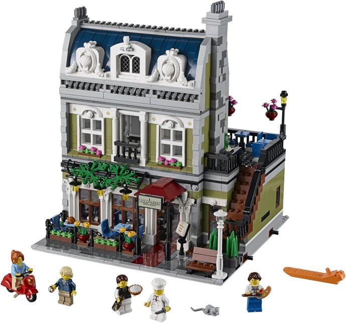 10243 1 Parisian Restaurant Brickset Lego Set Guide And Database