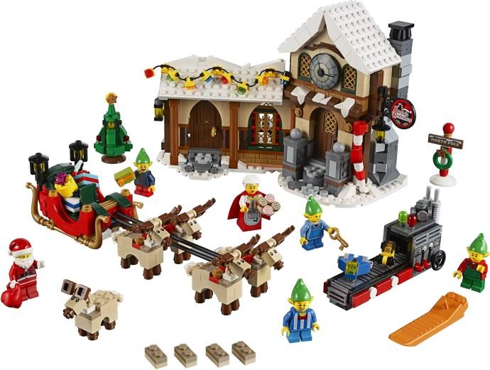 Review: 10245 Santa's Workshop | Brickset: LEGO set guide and database