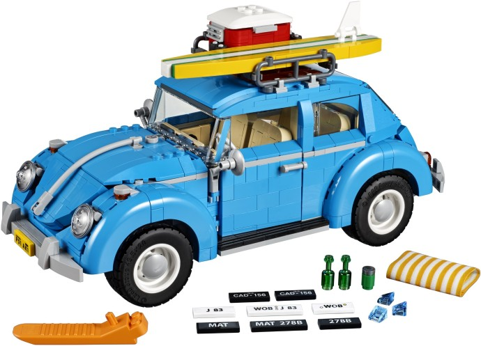 New Creator VW Bug!! 10252-1