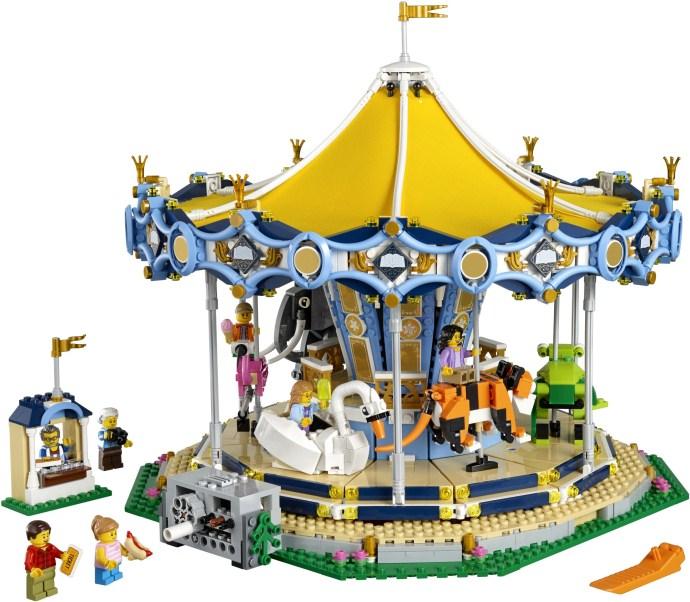 10257 1 Carousel Brickset Lego Set Guide And Database