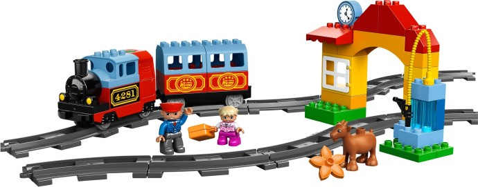 Lego 10507 My First Train Set image