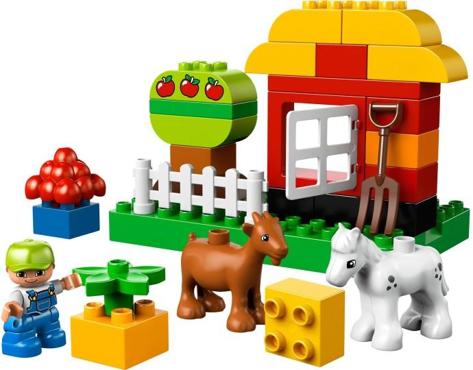 10517 1 My First Garden Brickset Lego Set Guide And