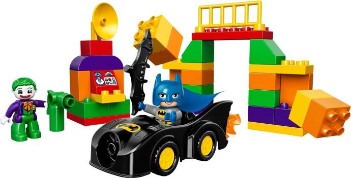 Lego 10544 The Joker Challenge image