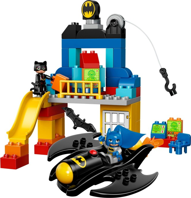 10545 1 Batcave Adventure Brickset Lego Set Guide And Database