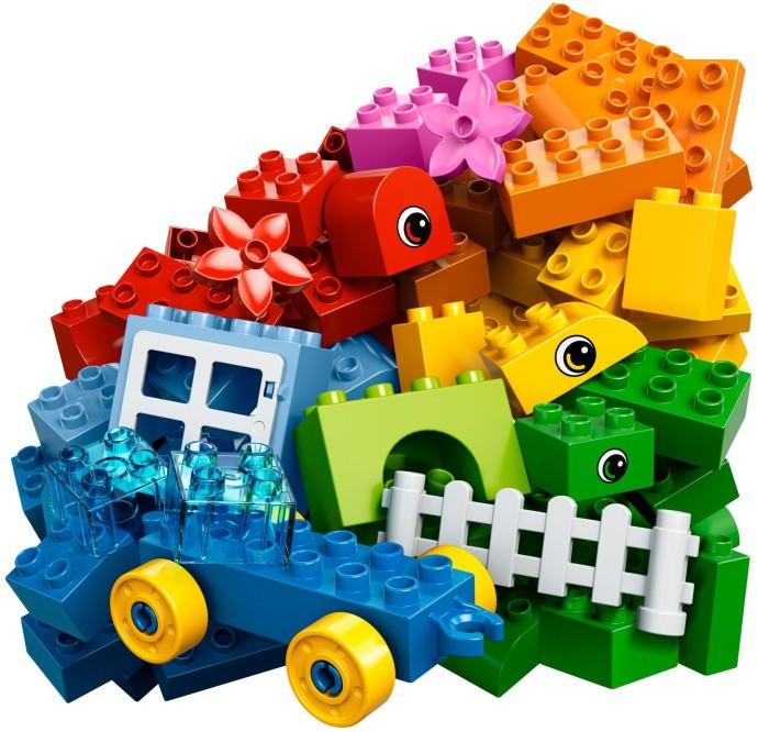 Изображение набора Лего 10555 Creative Bucket