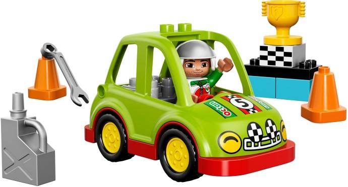 Изображение набора Лего 10589 Гоночный автомобиль