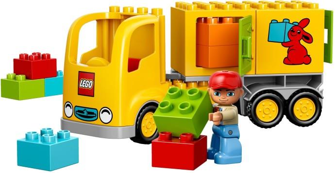 Lego 10601 Delivery Vehicle image