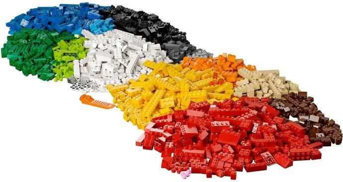 Изображение набора Лего 10654 XL Creative Brick Box