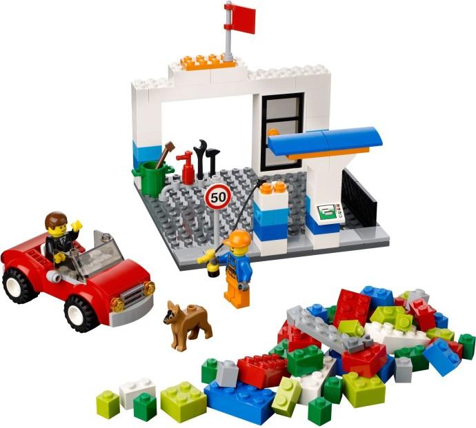 Изображение набора Лего 10659 Suitcase
