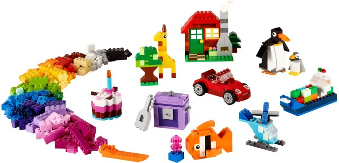 Are the LEGO Classic sets worth getting? (value/$ wise) : lego