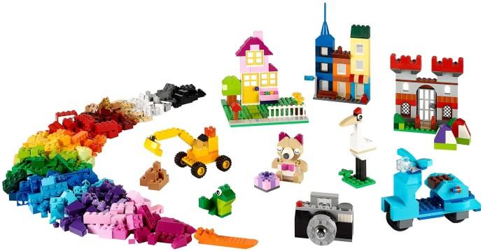 Изображение набора Лего 10698 Набор для творчества большого размера