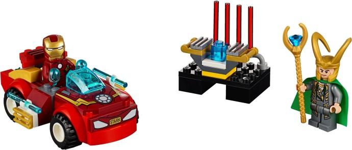 Lego 10721 Iron Man vs. Loki image