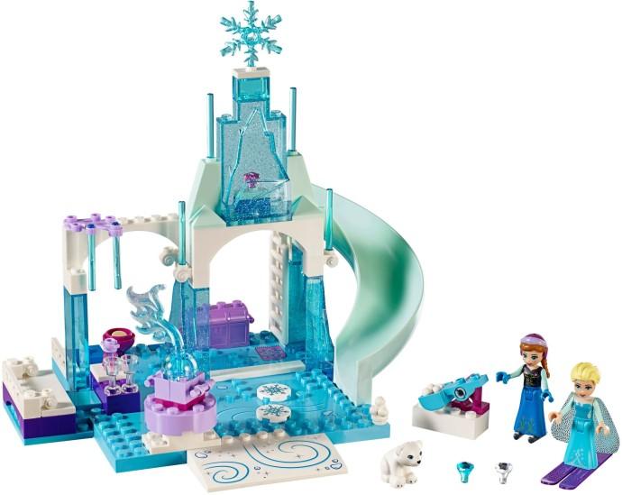 Nieuw 10736-1: Anna and Elsa's Frozen Playground | Brickset: LEGO set AM-06