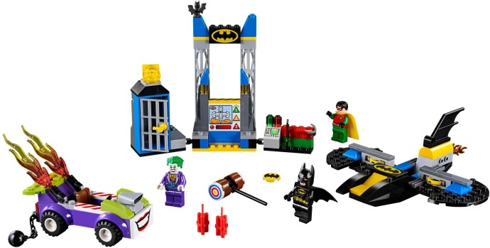 10753-1: The Joker Batcave Attack | Brickset: LEGO set guide and ...