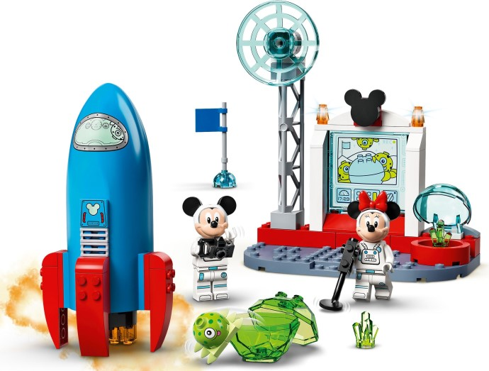Mickey and Friends sets revealed!
