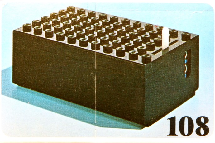 Lego 108 Battery box image
