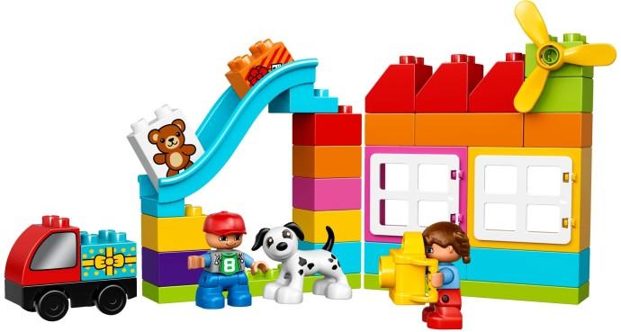 Lego 10820 Creative Construction Basket image