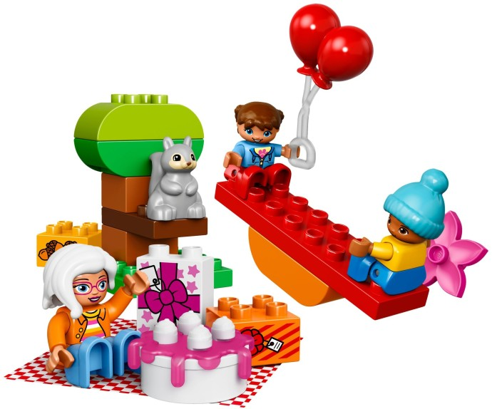 Lego 10832 Birthday Party image