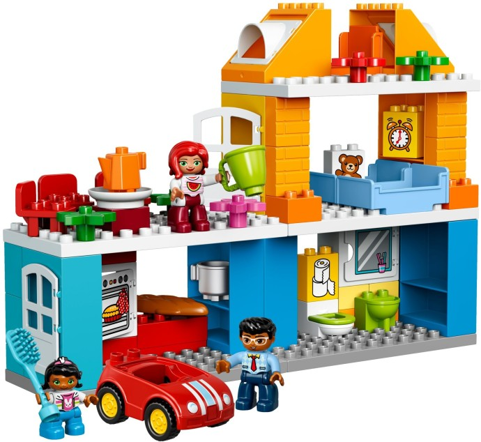 Inventory For 10835 1 Family House Brickset Lego Set Guide And
