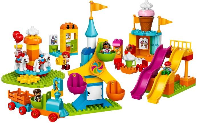 Изображение набора Лего 10840 Big Fair