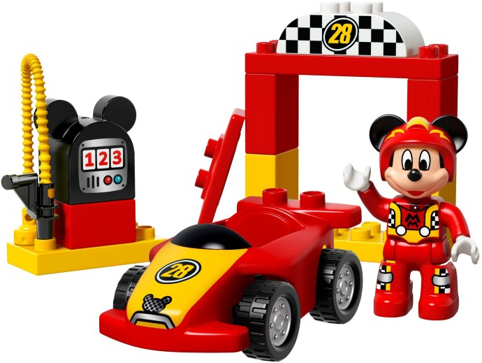 Lego 10843 Mickey Racer image