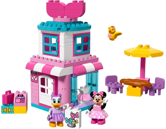 Lego 10844 Minnie Mouse Bow-tique image