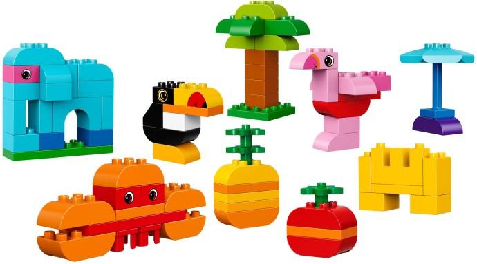 Lego 10853 Abundant Wildlife Creative Building Set image