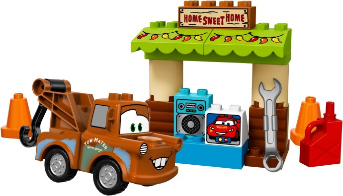 Lego 10856 Mater's Shed image