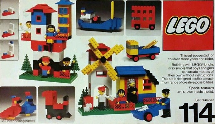 Universal Building Set Brickset Lego Set Guide And Database