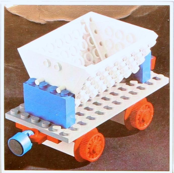 Изображение набора Лего 125 Tipping Wagon