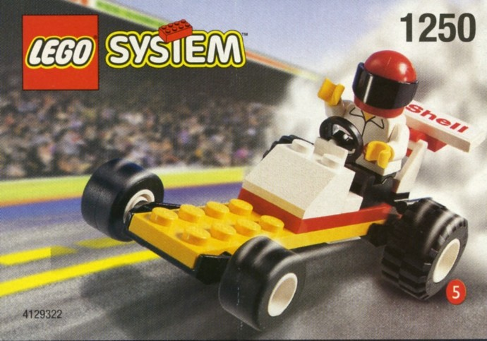 Car Auction Apps >> 1250-1: Dragster | Brickset: LEGO set guide and database