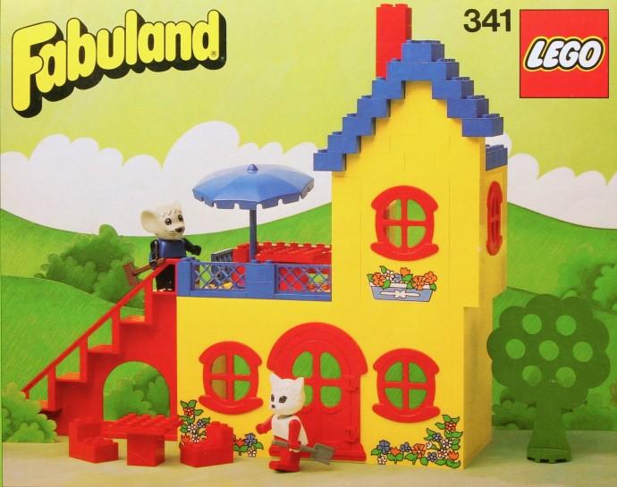 Lego 132 Cottage image