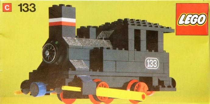 Lego 133 Locomotive image