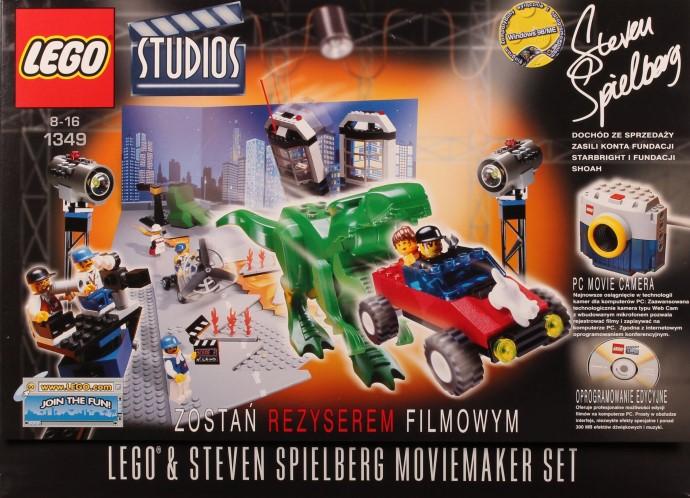 13491 steven spielberg moviemaker set brickset lego