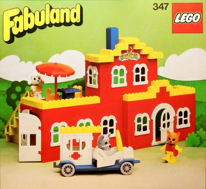 Изображение набора Лего 137 Hospital