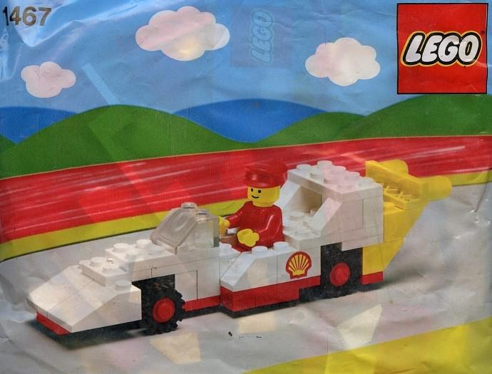 Изображение набора Лего 1467 Race Car