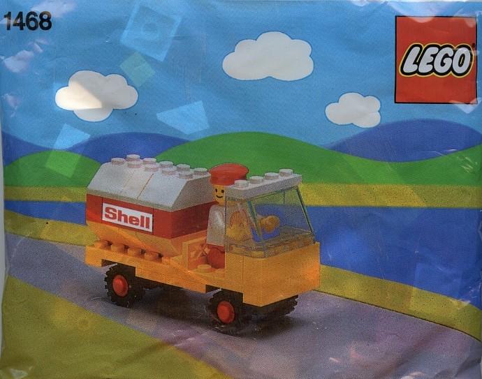 Изображение набора Лего 1468 Petrol Tanker