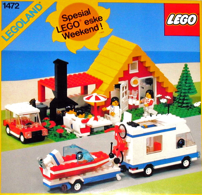 1472 1 vacation house brickset lego set guide and database for Lego classic house instructions