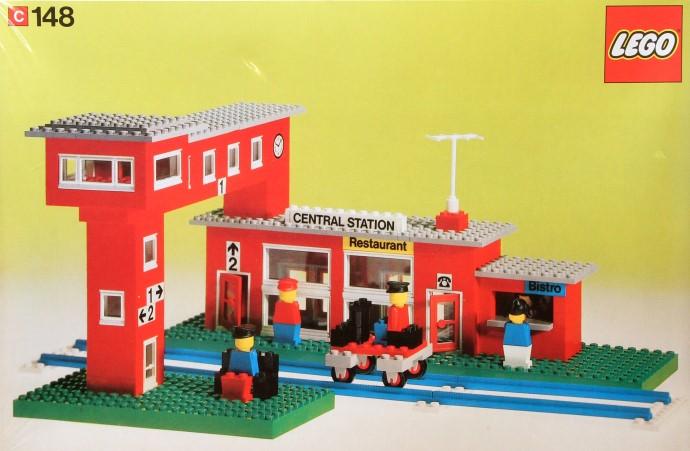 Lego 148 Station image