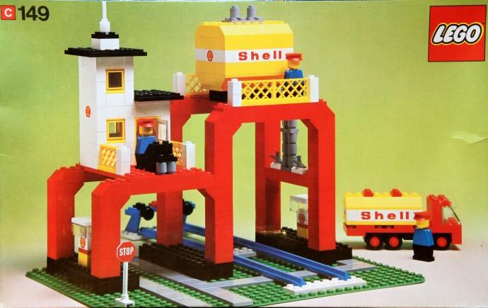 Lego 149 Fuel Refinery image