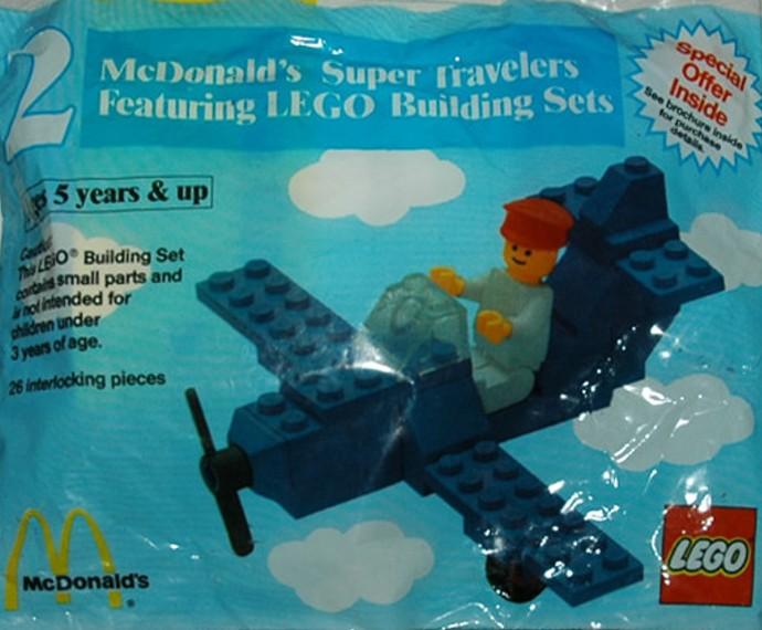 Изображение набора Лего 1546 Aircraft