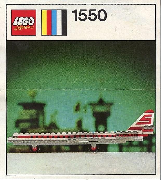 Lego 1550 Sterling Super Caravelle image