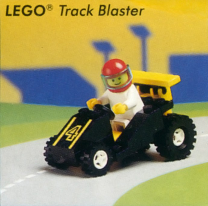 Car Auction Apps >> 1563-1: Track Blaster | Brickset: LEGO set guide and database